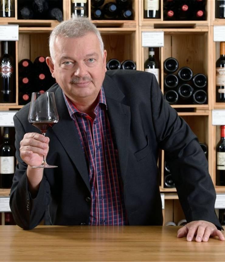 René Gabriel, Weinexperte und Buchautor