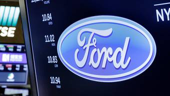 Der Autobauer Ford erfreut mit den neusten Geschäftszahlen die Anleger an der Börse. (Symbolbild)