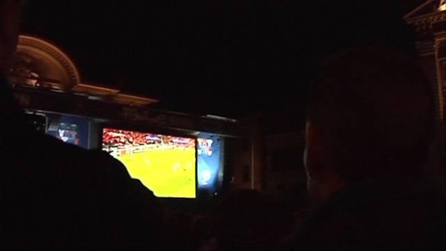 """""""Ton-Regel"""" am WM-Public-Viewing soll abgeschafft werden"""