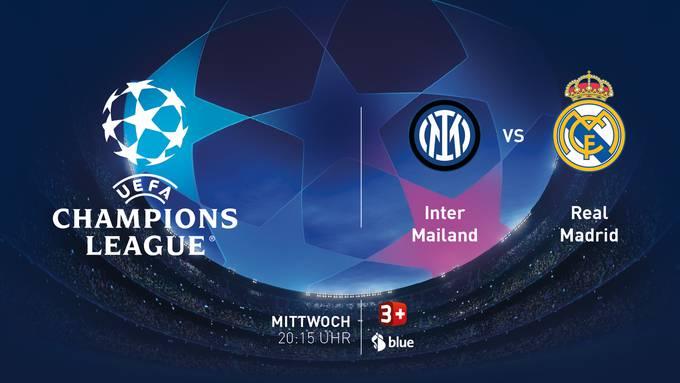 CL 2021/22 - Gruppenphase: Inter Mailand - Real Madrid