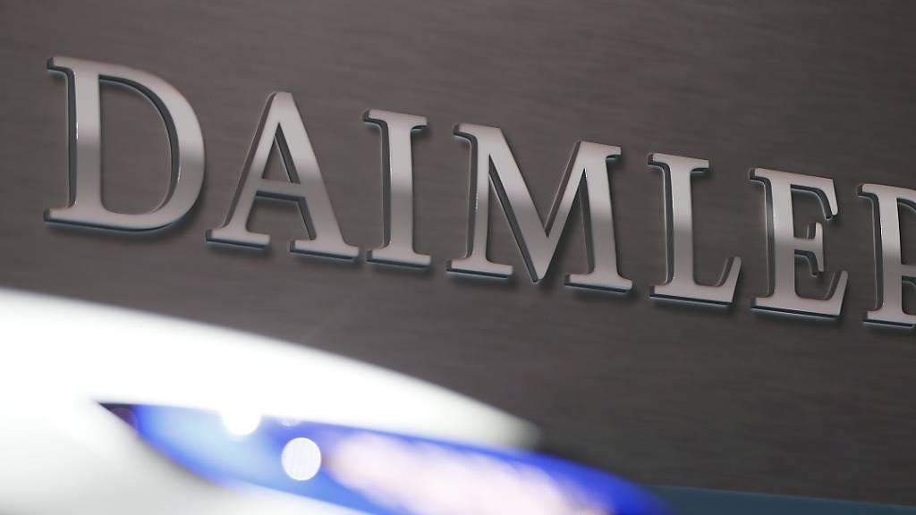 Daimler plant massiven Personalabbau