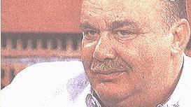 Semjon Mogilewitsch, ukrainischer Mafia-Pate.