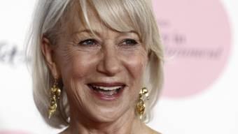 """Es sei """"verdammt nochmal unwichtig"""", ob sie mit 65 noch sexy sei, sagt Helen Mirren (Archiv)"""