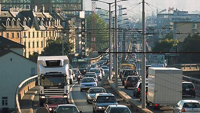 Zürich erwartet Riesendefizite (Archiv)