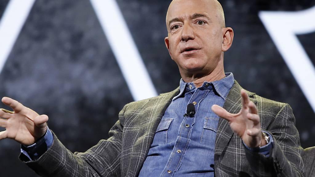Amazon-Gründer Bezos gibt Unternehmensleitung ab