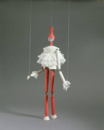 DADA anders: Sophie Taeuber-Arp, König Hirsch: Clarissa (Replik), 1918/1989, Museum für Gestaltung Zürich, Kunstgewerbesammlung © ZHdK (Marlen Perez)