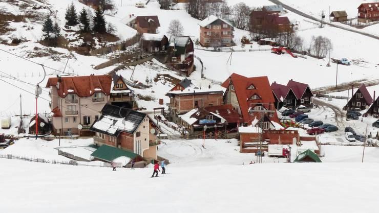 Bogë im West-Kosovo bietet Alpen-Chic zu Balkan-Preisen. In den letzten Jahren hat ein regelrechter Bauboom eingesetzt.