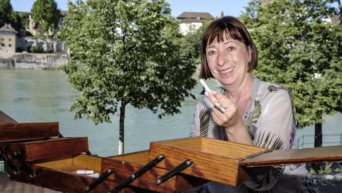 Traumjob Ferienpass: Mary Born hat «Arbeit» aus dem Nähkästchen gefischt.