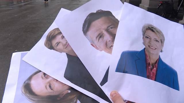 Wie gut kennt Bern die Bundesratskandidaten?