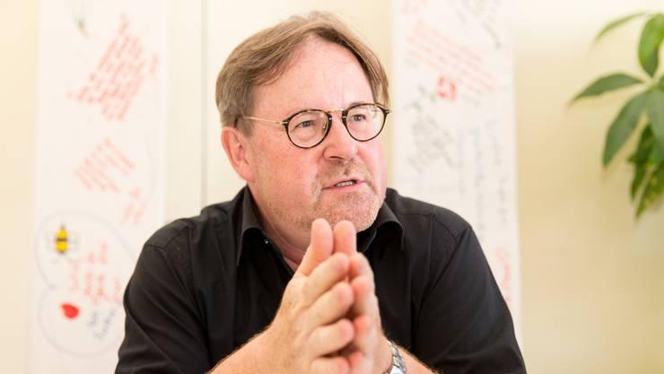 Christoph Zingg: «In dieser Stadt lebt jeder Achte auf oder unter der Armutsgrenze.»