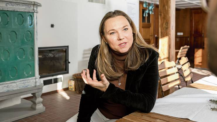 Janine Vannaz sagt, sie vertrete im Kantonsrat den ganzen Bezirk Dietikon, obwohl Aesch geografisch leicht abseits des Limmattals liege.