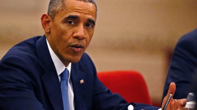 "Wird er zur ""lahmen Ente""? US-Präsident Barack Obama (Archiv)"