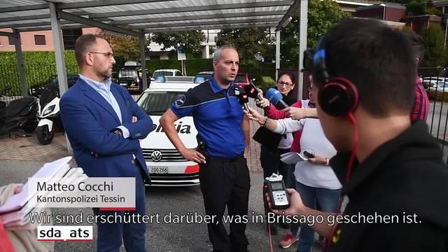 Tessiner Behörden verteidigen Schussabgabe des Polizisten