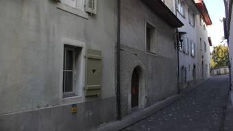 Das Wöschhuus an der Falkengasse gehört den Ortsbürgern.