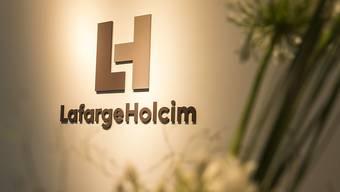 """LafargeHolcim ist laut dem scheidenden Konzernchef Eric Olsen """"ausgezeichnet"""" ins Jahr 2017 gestartet."""