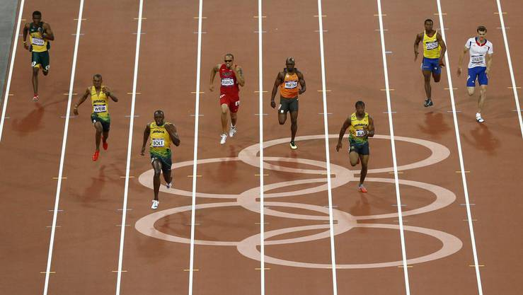 Final 200 Meter
