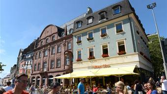 Um die 400 Schweizer wohnen in Lörrach. Juri Junkov