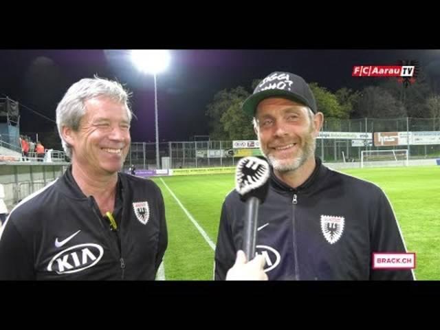 FC Aarau - Neuchatel Xamax 2:2 (18.04.2018, Stimmen zum Spiel)