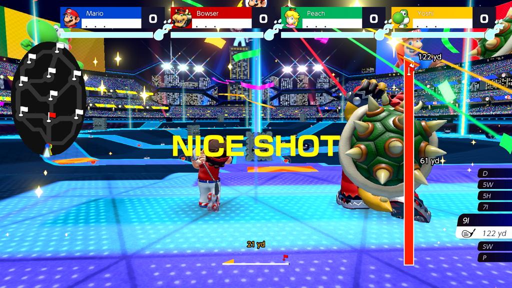 Mario Golf Printscreen 5