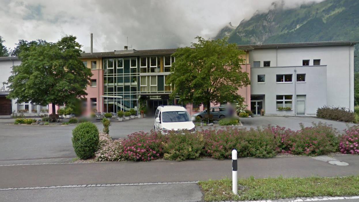 Zurzeit hängen düstere Wolken über dem Altersheim Forstegg in Sennwald.