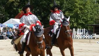 Ein «Mini-Tag des Pferdes» fand 2009 in Bettlach statt.