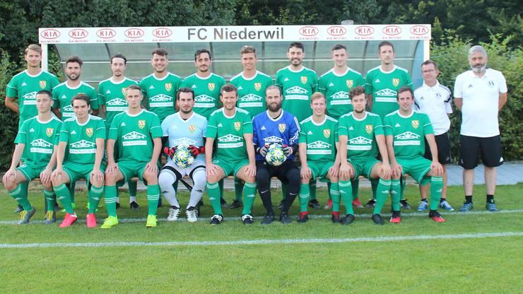 Der FC Niederwil möchte in der kommenden Saison überraschen.