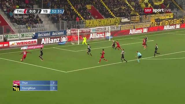 Thun/YB — GC/Lugano — FC Winterthur/FCZ