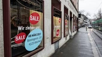 Nach über eineinhalb Jahrhunderten verlässt Piano Eckenstein Basel. Vom Leonhardsgraben gehts an die Binningerstrasse in Allschwil.