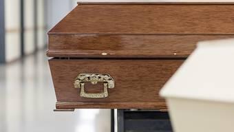 Weil die Menschen immer älter werden, steigt auch die Zahl der demenzbedingten Todesfälle. (Archivbild)