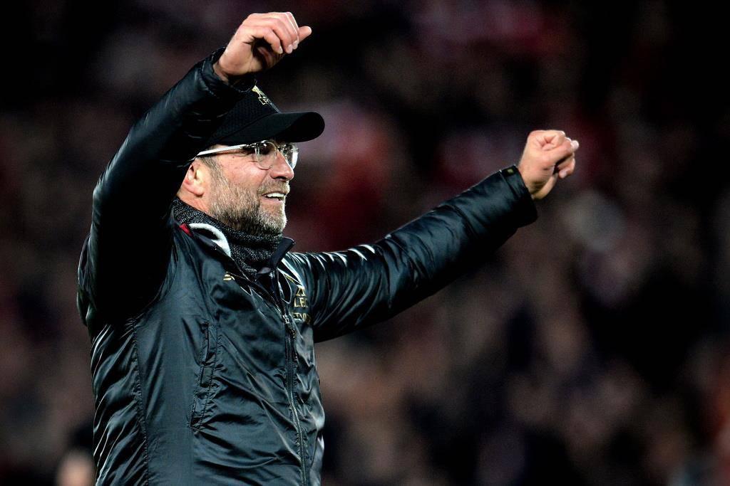 Der Konstrukteur der grossen Wende: Liverpool-Trainer Jürgen Klopp. (© Keystone)