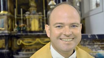 Steuermann und Weichensteller: Pfarrer Marco Vonarburg