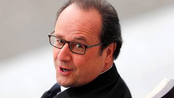 Hollande am Nationalfeiertag