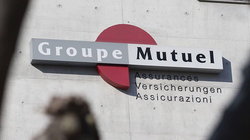 Bei einem Hackerangriff auf eine externe IT-Plattform der Versicherungsgesellschaft Groupe Mutuel wurden zwar Daten gestohlen. An die eigentlichen Kundendaten kamen die Hacker aber nicht heran. (Archivbild)