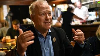 Im «Rathskeller» hat der heutige Stadtpräsident Martin Wey (54) als Jugendlicher sein erstes Bier getrunken.