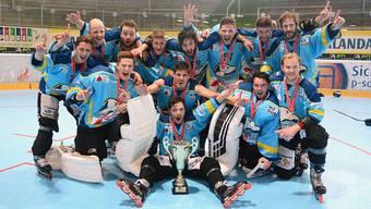 Schweizer Meister 2018 HC Laupersdorf