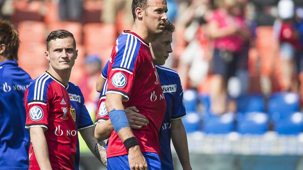 Streller bleibt dem FC Basel treu