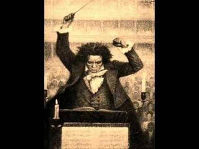 Reinhören gefällig? Beethovens 5. Symphonie