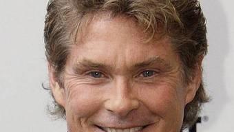 Schauspieler David Hasselhoff (Archiv)