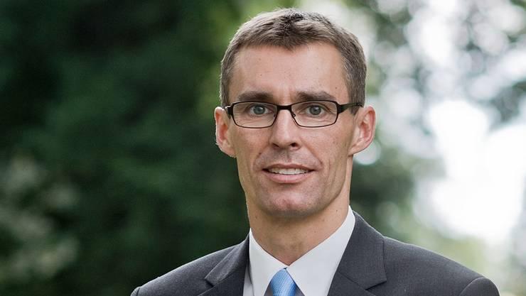 «Erneut ein Budget vorzulegen, das eine Steuerfusserhöhung beinhaltet, ist nicht opportun:» Lukas Pfisterer, Aarauer Stadtrat.