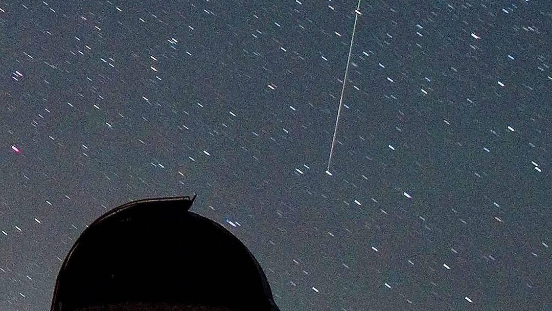 Jetzt Ist Der Beste Zeitpunkt Um Sternschnuppen Zu Beobachten Das