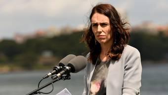 Führt konsequent durch die Krise: Am 8. Juni hob Neuseelands Premierministerin Jacinda Ardern alle Restriktionen auf, weil das Land keine Neuinfektionen mehr verzeichnete. (Bild: EPA)