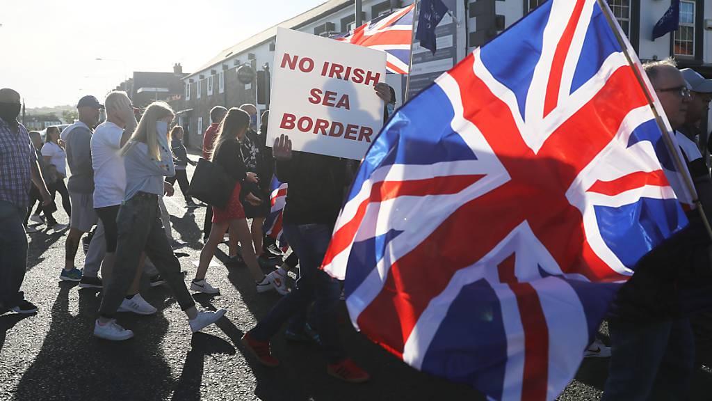 EU-Kommission: Nordirland-Protokoll wird nicht neu verhandelt