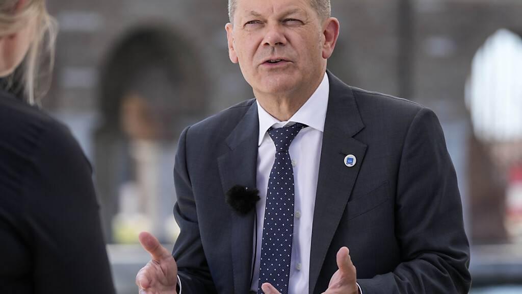 Scholz: G20-Staaten werden Mindeststeuer für Unternehmen zustimmen