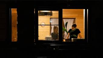 «Citizenfour» zeigt den Whistleblower auf der Flucht: Edward Snowden und seine Freundin Lindsay Mills geniessen in Russland politisches Asyl.