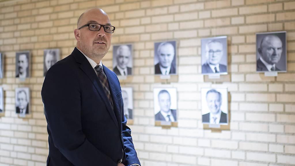 Daniel Risch von der Vaterländischen Union wird voraussichtlich neuer Liechtensteiner Regierungschef. (Archivbild)