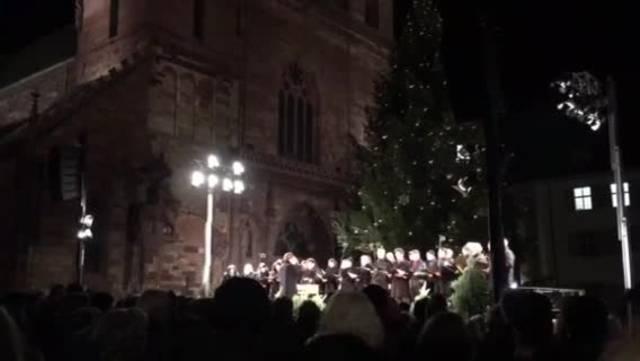 Die Basler Weihnacht ist offiziell eröffnet.