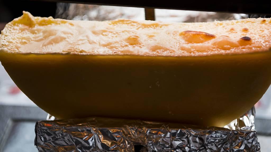 Schweizer essen 2020 rekordverdächtig viel Raclette