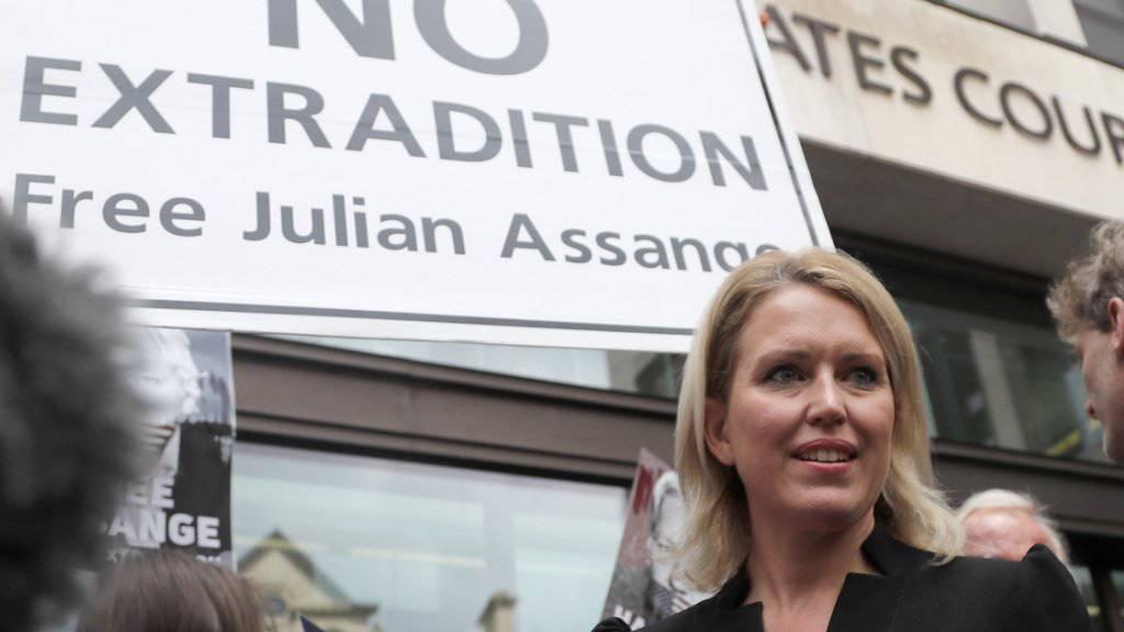 Auslieferungsverfahren für Assange verschoben
