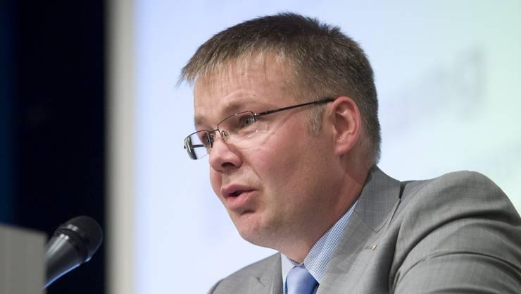 FDP-Präsident Christian Scheuermeyer