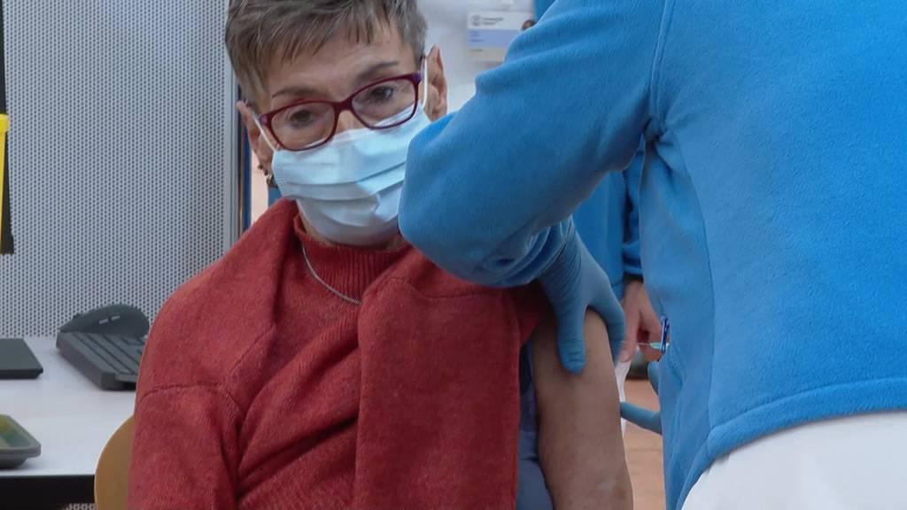 Ab Ostern in St.Gallen: Vier neue Impfzentren im Kanton
